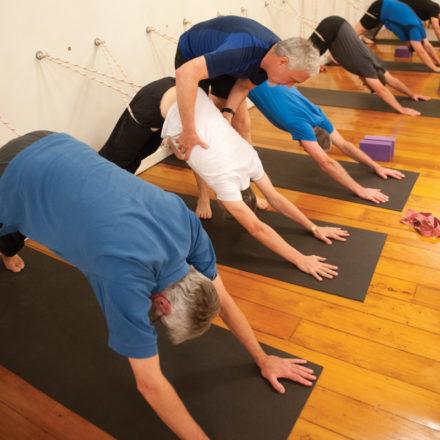 Men do yoga!  Read the article from Australian Yoga LIFE magazine