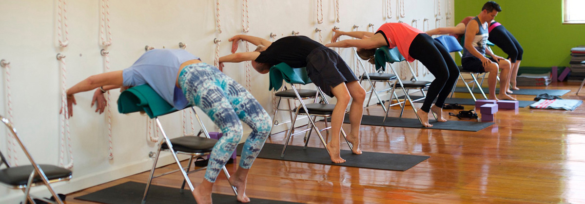 advanced yoga geelong