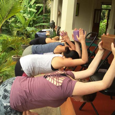 Bali Yoga and Mindfulness Retreat 2019